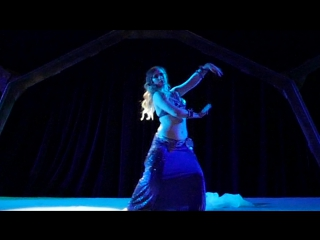 ALEKSANDRA SILENA | Dragonfly Tribe @ Tribal Party 2017