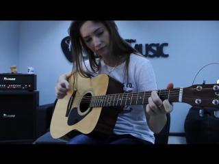 4 часа обучения С НУЛЯ в экспресс-школе SOUNDMUSIC (Уроки, курсы, обучение, репетитор по гитаре в Новосибирске)