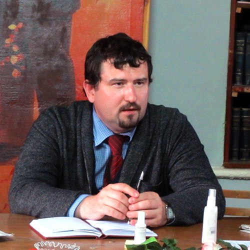Алексей Краснов в Сызрани