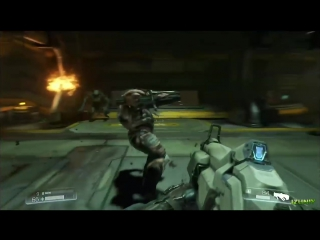 DOOM 4 GAMEPLAY 18 Minutes Singleplayer, Multiplayer  Co-op