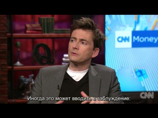David Tennant on Interpreting Shakespeare RUS SUB