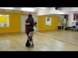 KIZOMBA 3, Тьерри Деа и Оксана Костромина, Salsa Social 20.07.2017