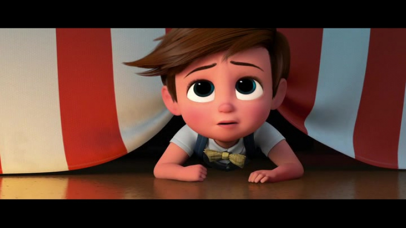 Босс-молокосос The Boss Baby, мультфильм, 2017