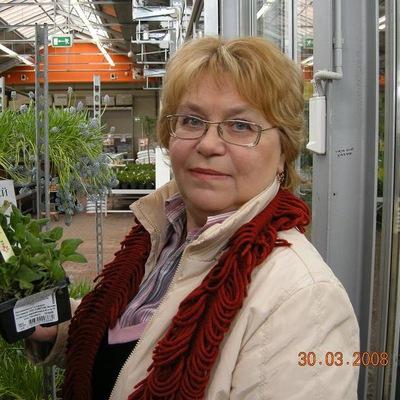 Людмила Гребенева