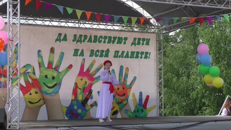 Харлова Варвара ансамбль
