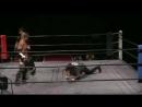 Buffalo Jun Kasai vs. GUNSO Kabuki Kid [Texas Tornado Bunkhouse Death Match]