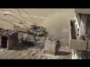 Сирийские мехводы неплохо справляются с управлением Т-90