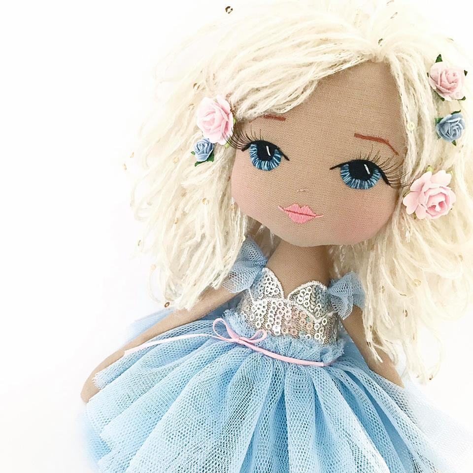 Мастер класс выкройка и шитье куклы