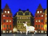 Как Оленёнок, Свинка и Жираф в Стокгольм ходили.
