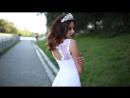 Видео бэкстейдж со сьемок новой коллекции свадебных платьев