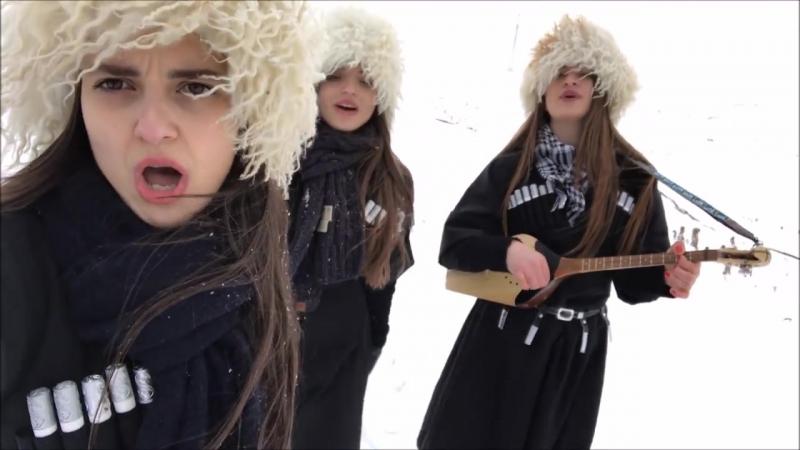 Trio Mandili - Apareka.супер поют