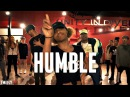 Kendrick Lamar - HUMBLE. Choreography by Phil Wright