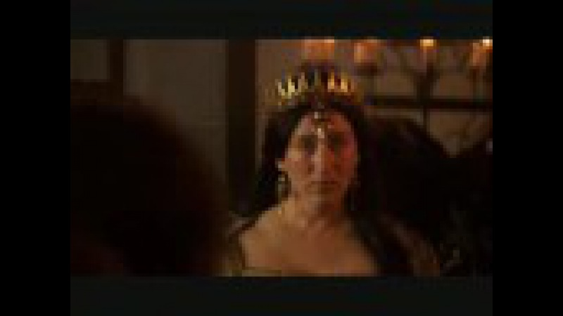The Tudors - Queen Katherine of Aragon - My man is a mean man
