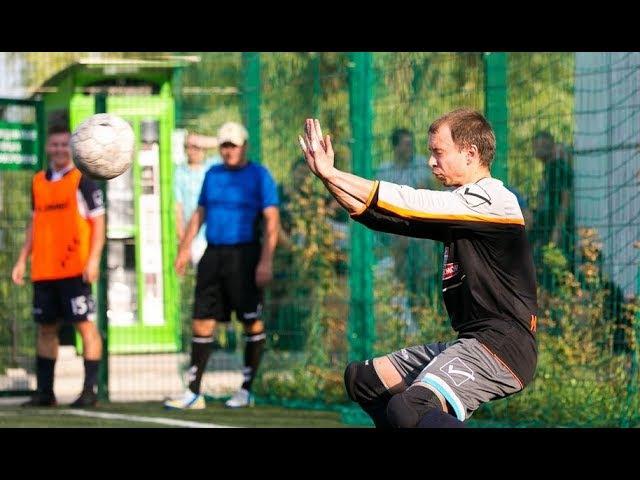 Обзор матча Твереза нація 1 2 Санта Бремор 1 тур Лига А First Мини футбол Киев