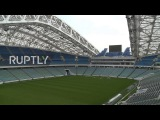 Russia Sochi's Fisht Olympic Stadium ready for FIFA 2018 World Cup