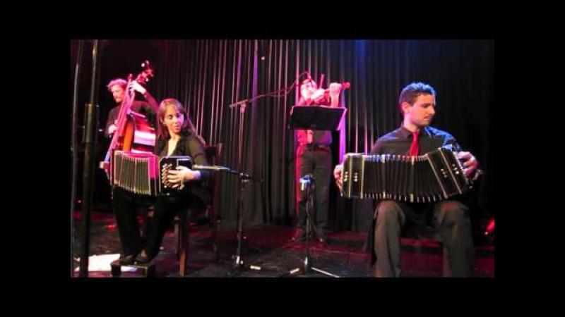 Tango München - Felicia Roberto Siri Quinteto live