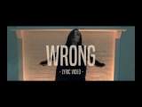 Ally Hills - Wrong (Official Lyric Video)