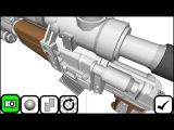Qubism 3D models
