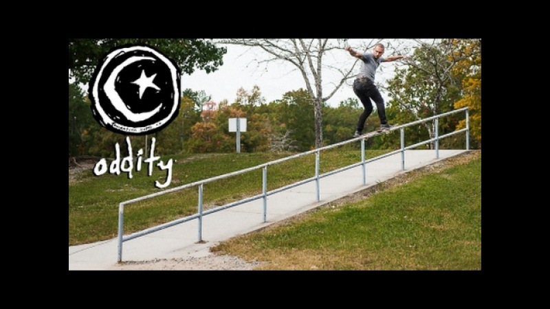 Thrasher Magazine Dakota Servold´s Oddity Part