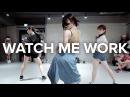 Watch Me Work Tinashe Beginners Class
