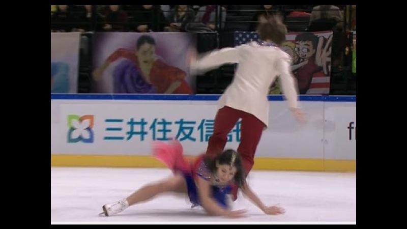 Elena Ilinykh Ruslan Zhiganshin FD 2016 Trophee de France