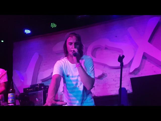 GRAHAM CANDY - Back into it (live v-rox, Vladivostok )