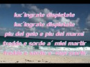O CESSATE DI PIAGARMI piano accompaniment with lyrics