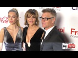 Lisa Rinna and Harry Hamlin with daughter Delilah Hamlin at the 3rd Annual Cinefashion Film Awards a