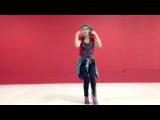 Dance classes in da YaMotionDS. Jazz funk by Anesteziya