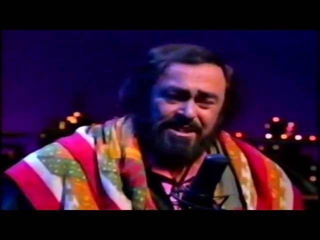 Luciano Pavarotti - Michael Bolton - 1996 - Nessun Dorma