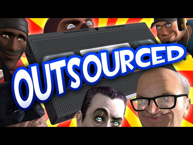 OutSourced Volume 1