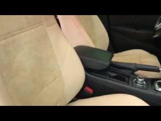 Установка авточехлов на сидения Mazda 6 (Мазда)