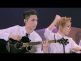 EXO Call Me Baby (acoustic ver.) Lady Luck (The EXO'rDIUM IN JAPAN)