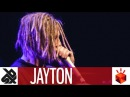 JAYTON | Grand Beatbox SHOWCASE Battle 2017 | Elimination