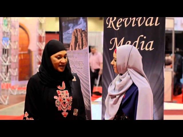 56 Мы вернулись в Ислам Журналист Тайиба Тейлор