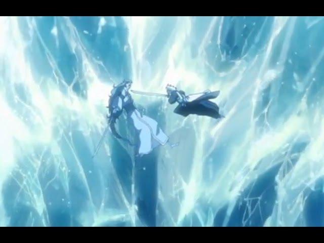 Bleach - Hitsugaya vs Hyourinmaru -Full Fight-