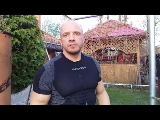 3 дежурных упражнения на все случаи жизни. Михаил Шилов
