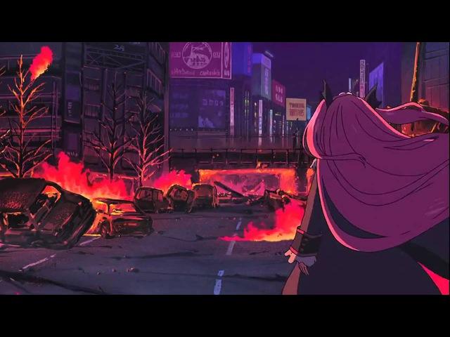 Клип про аниме последний серафим | песня my demons