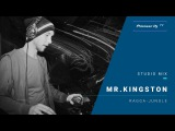 Mr.Kingston ragga-jungle @ Pioneer DJ TV Moscow