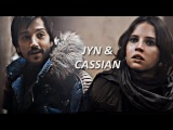 jyn &amp cassian i won't mind
