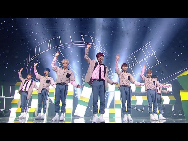 《Debut Stage》 ONF 온앤오프 Lights On ON OFF @인기가요 Inkigayo 00170806