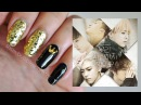 K-POP • BIGBANG (빅뱅) Inspired Nails ♛ V.I.P nails ♛ | snowbubblemonster