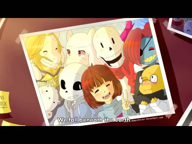 It has Began~ Undertale Animation AMV :p