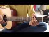 Guitar Cover One Ok Rock - Heartache Studio Jam Session