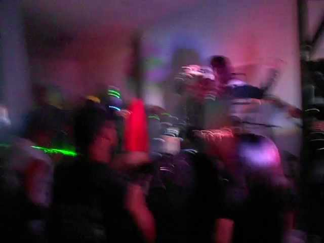 PULCRO LIVE IN LAVRAS METAL BATTLE ECHIZO INFERNAL (COVER DEBORAH)