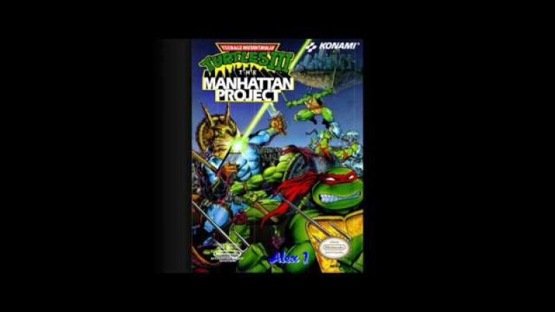 [NostalgiA] [NES \ Dendy] Teenage Mutant Ninja Turtles 3 The Manhattan Project - Original Sound ost