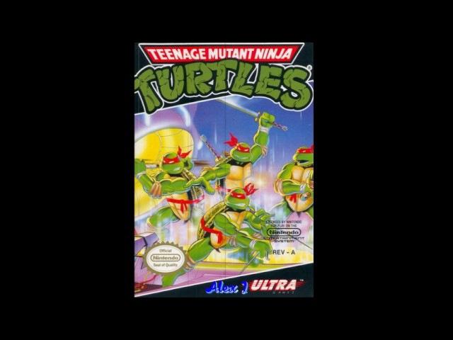 [NostalgiA] [NES \ Dendy] Teenage Mutant Ninja Turtles - Full Original Sound ost