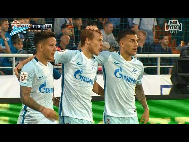 «Урал» — «Зенит»: полный обзор матча
