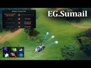 EG.Sumail Mirana 7.01 Gameplay Three Arrows
