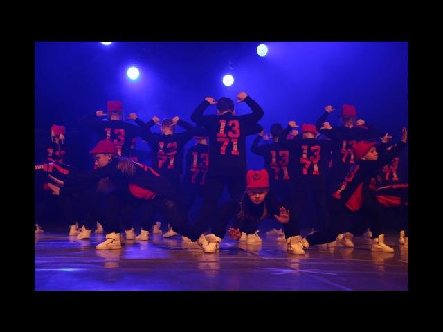 Батл, сборная групп NEXT и Юниоры, школа танцев TODES-Калуга, отчетный концерт, 10 июня 2017